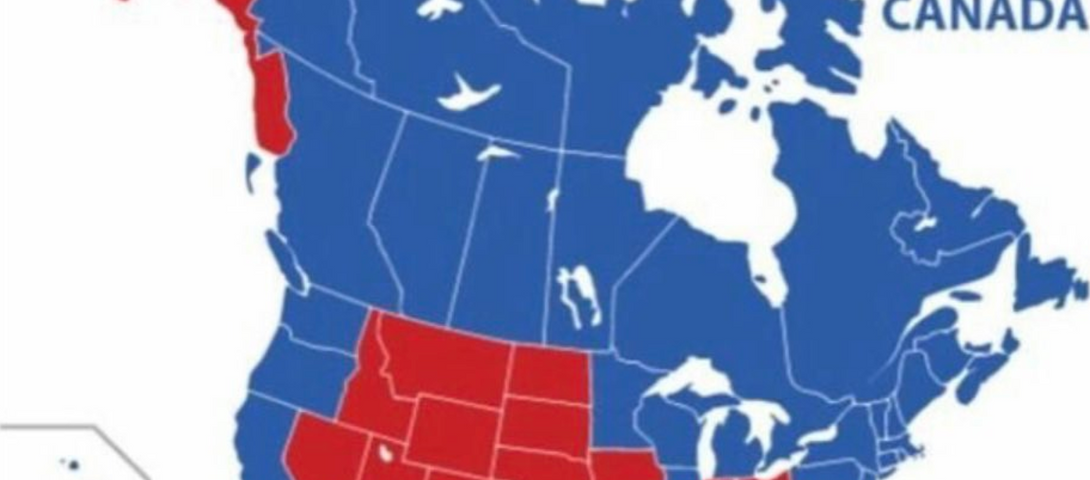 'Jesusland' won't be good for the Jews. But the 'United States of Canada' might be good for bagels.