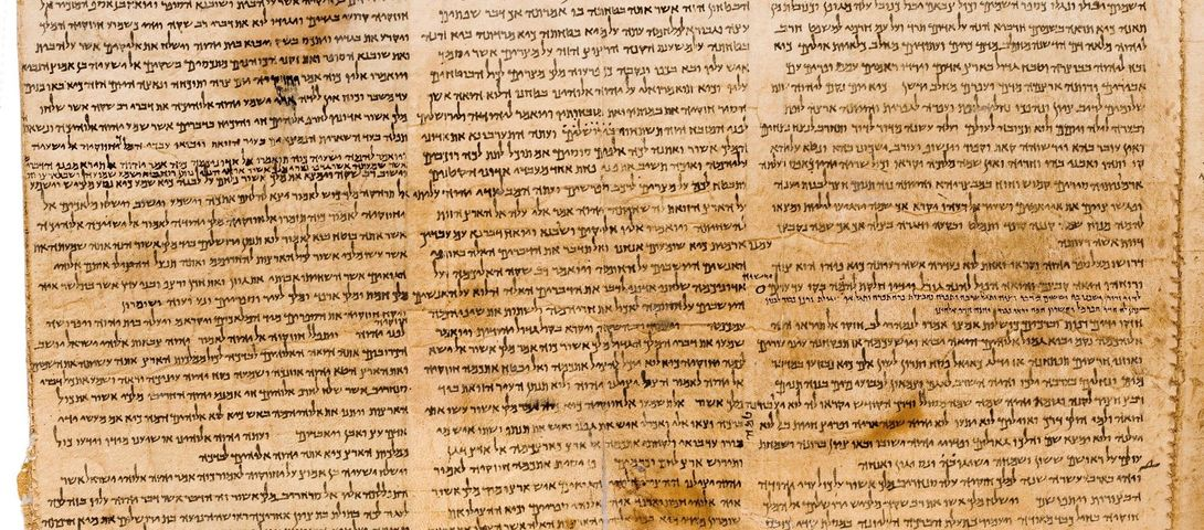 The Dead Sea Scrolls are in self-isolation — but they mean more than ever