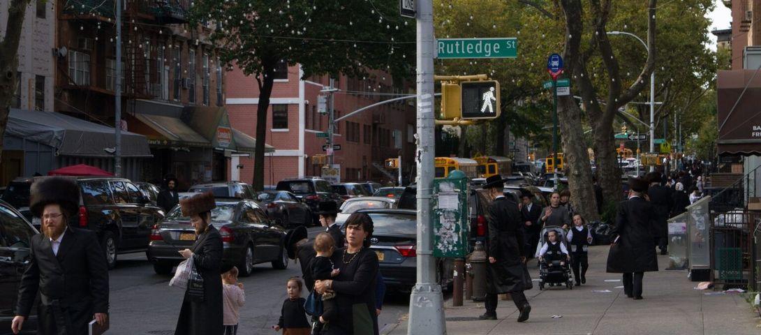 In Brooklyn's hipster Williamsburg neighborhood, Hasidic Jews are the real counterculture