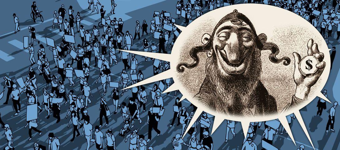 How Anti-Semitism's True Origin Makes It Invisible To The