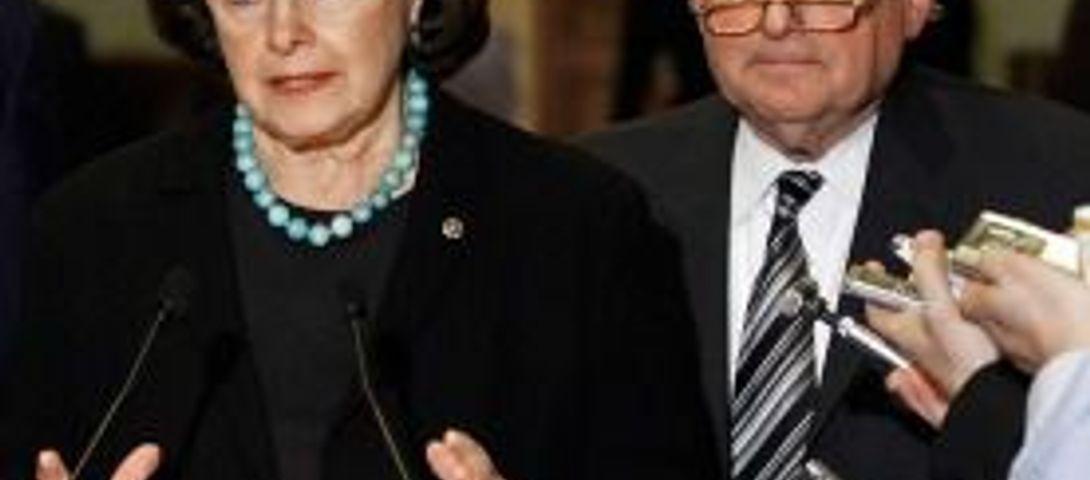 Jewish Groups Back New Sanctions, Senators Split – The Forward