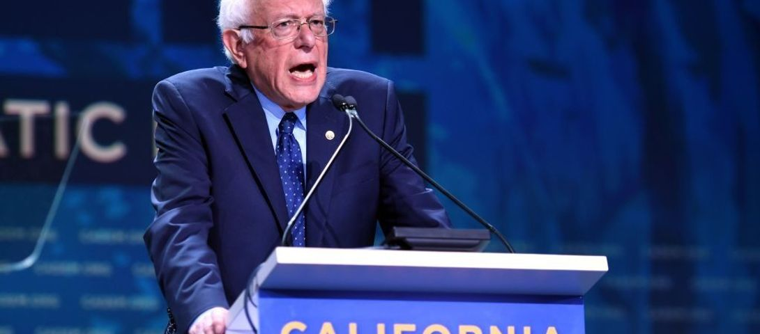 Image result for Watch: Bernie Sanders Sends Message To Muslim Caucus