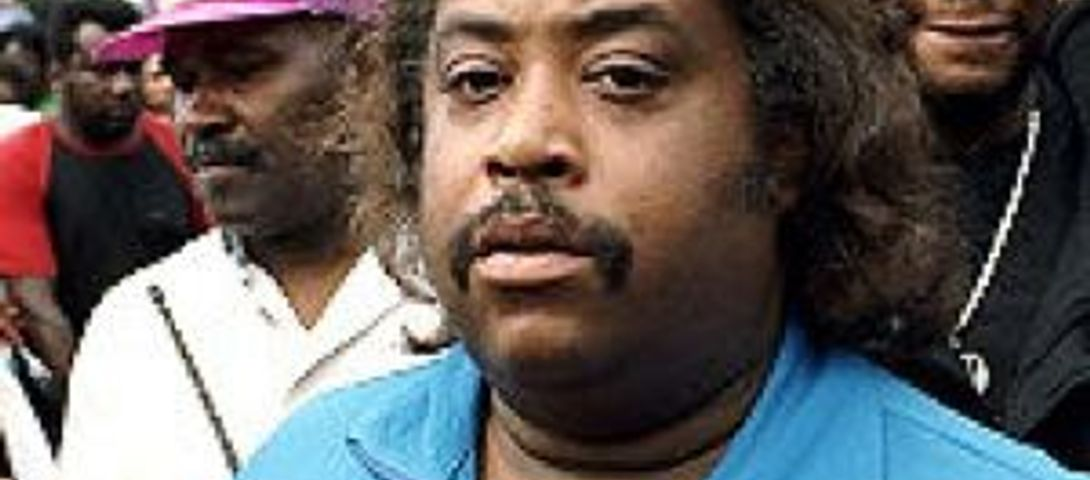 How Washington Winks At Violent >> Al Sharpton Winks At Rabbi Heschel The Forward