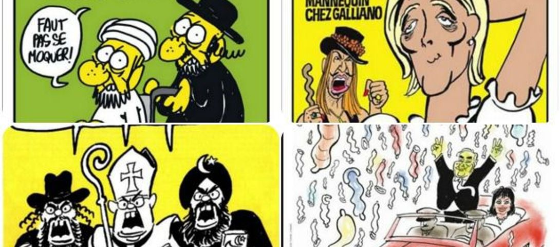 When Charlie Hebdo Lampooned Jews Too The Forward