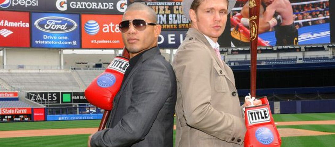 Puerto Rican vs  Jew: Cotto-Foreman Fight a Throwback to Ethnic