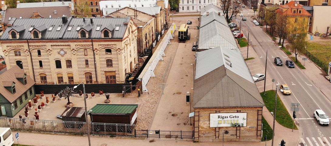 After fight with city council, Riga's Holocaust museum lives to see another day