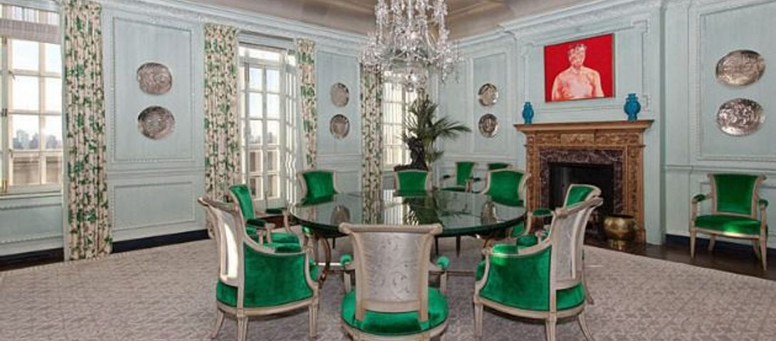 Egypt's Richest Man Buys Edgar Bronfman's NYC Penthouse for $70M