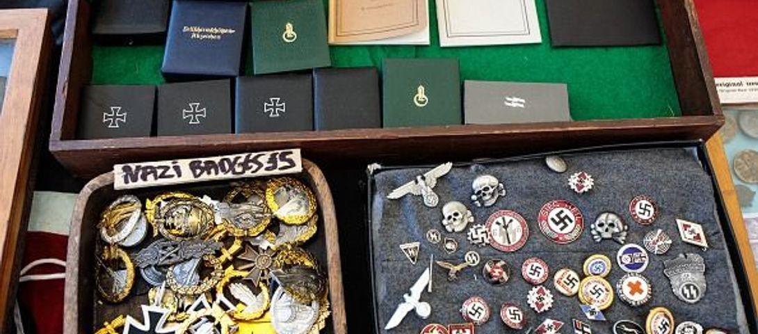 Jews Are Buying WWII Vets' Nazi Memorabilia – The Forward