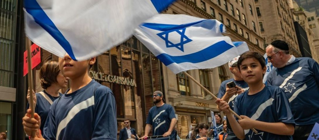 Letter | Letter | Celebrating Israel is a vital part of Jewish education - and American experience