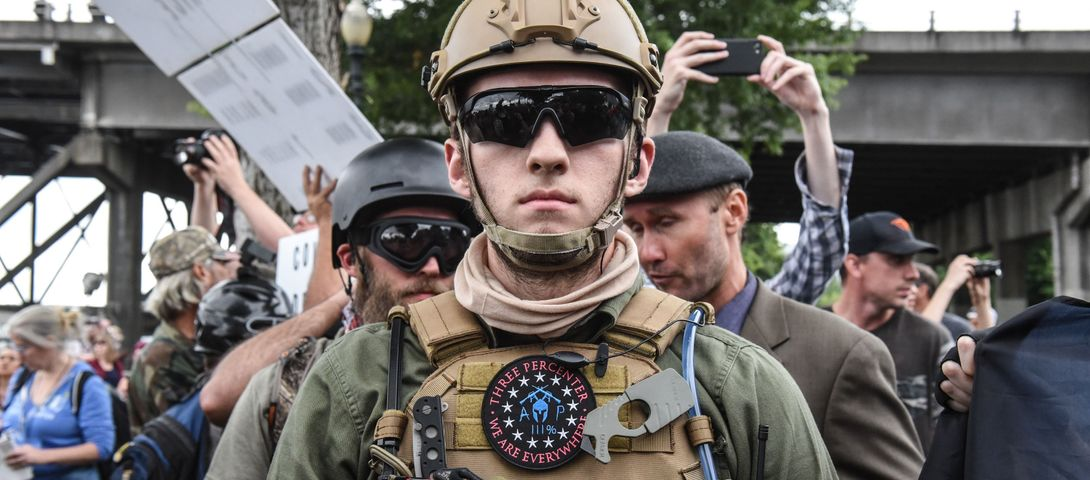 Terrorism In America - cover