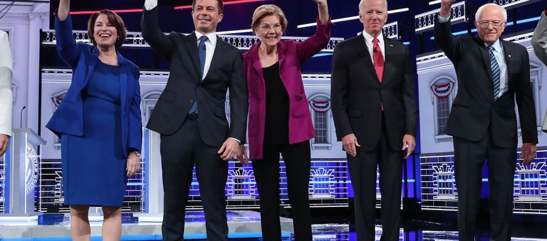 A Jewish guide to the Gentile presidential candidates
