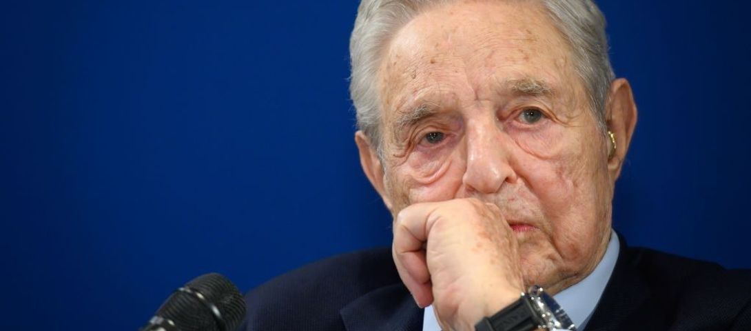 Opinion | Antisemitic slurs against Soros are not kosher just because a Jew says them