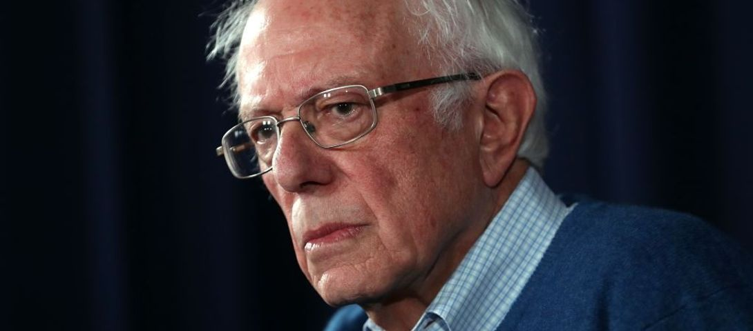 Bernie Sanders: Being Jewish is one of top things that shaped my worldview