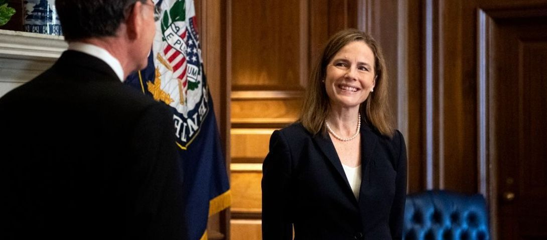 Opinion | What the Talmud can teach Amy Coney Barrett about 'Originalism'