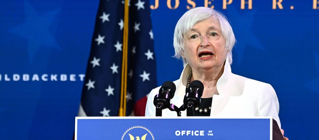 Watch out, Hamilton. Janet Yellen's coming for your hip-hop cred
