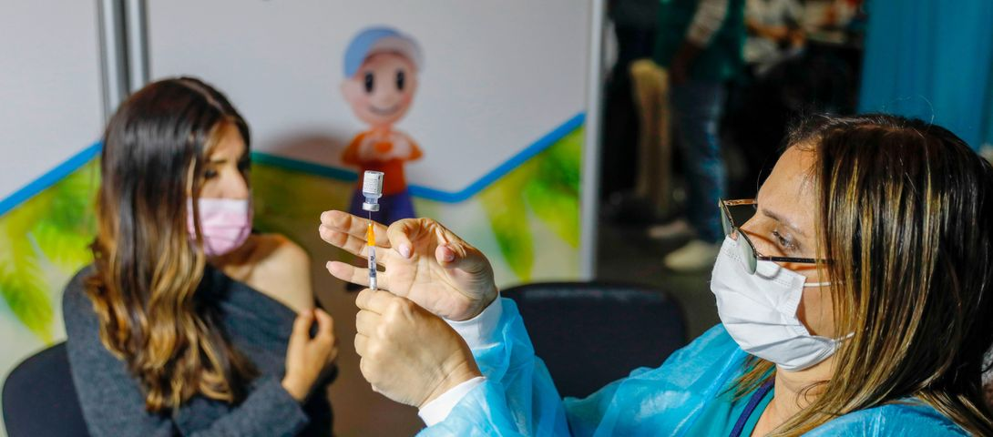 Why Israel's multilingual approach to vaccination is working — and why our monolingual one isn't