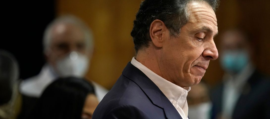 Opinion   What will history make of Andrew Cuomo?
