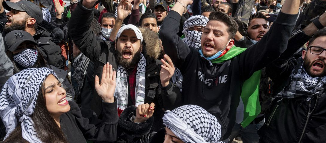 Across Europe, mass protests against Israel; riots break out in Berlin, Paris and London