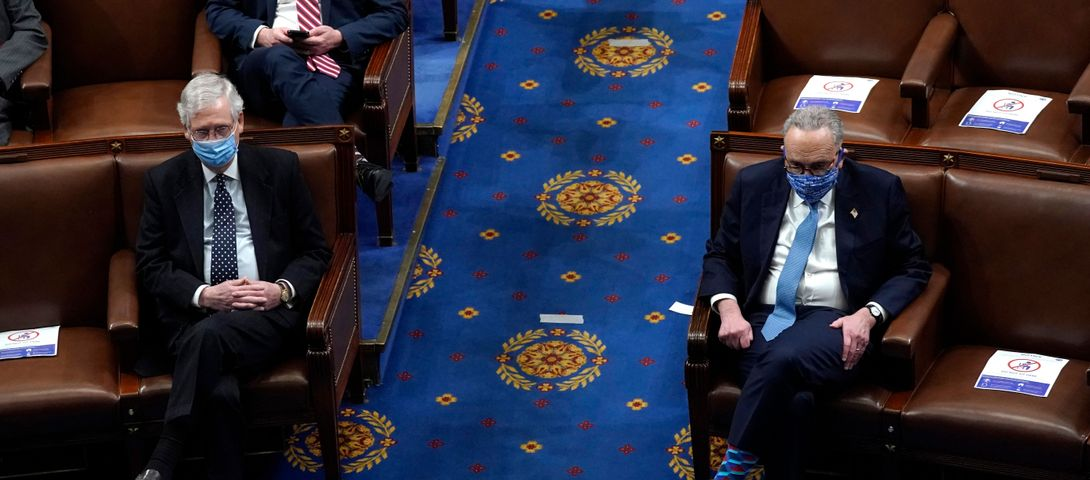 Opinion | Chuck Schumer must abolish the filibuster — it's the Jewish thing to do