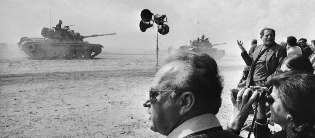 Before Rabin, another Hebrew leader was assassinated — and the parallels are uncanny