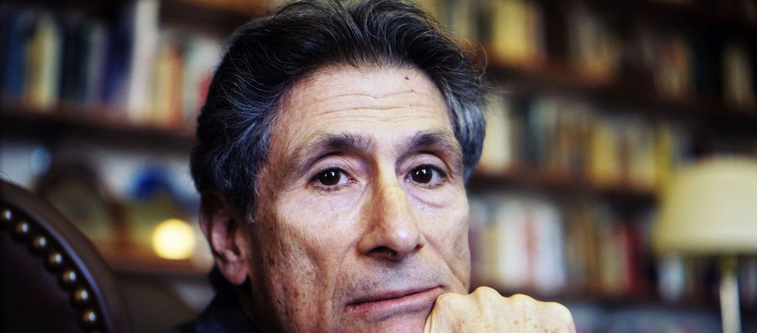 Activist, Professor, Politician, Aesthete — the many contradictions of Edward Said