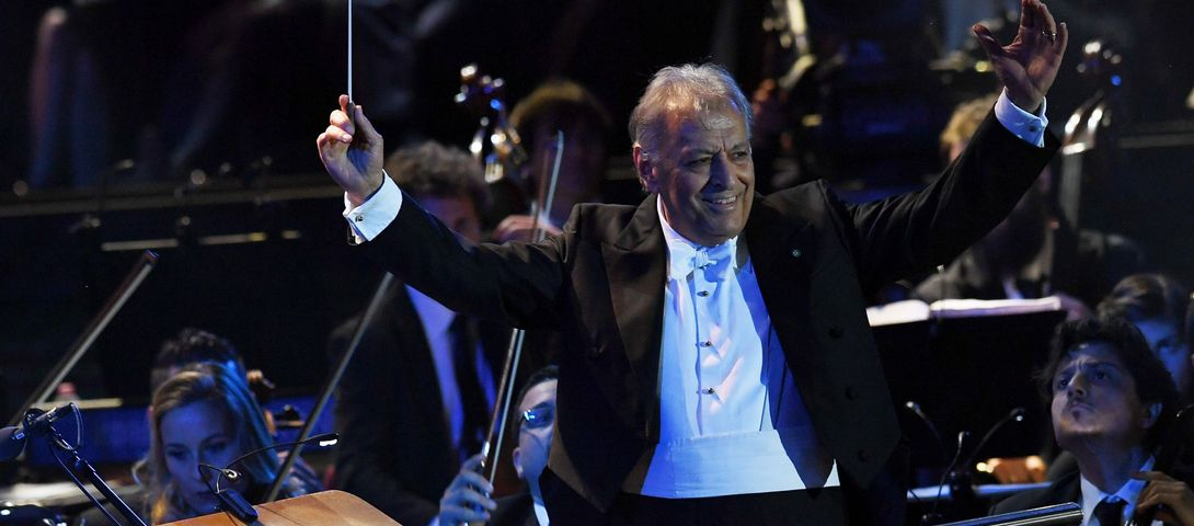 Devoted to his friends and Israel — Zubin Mehta at 84