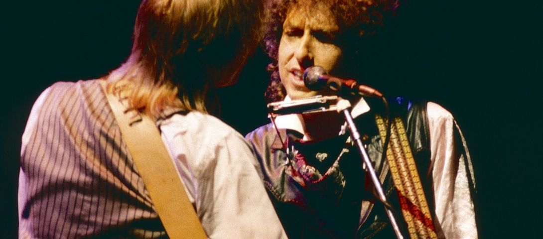 Bob Dylan covered the Tom Petty song 'Learning to Fly' – The