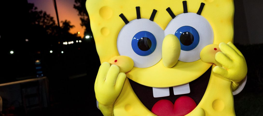 The Secret Jewish History Of SpongeBob Squarepants – The Forward