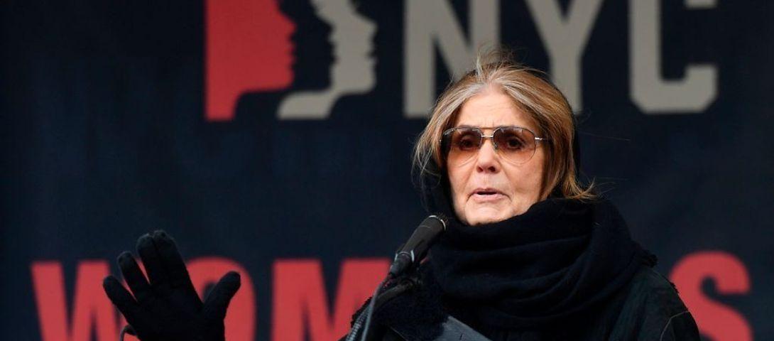 Gloria Steinem Declares Allegiance To Women's March – The