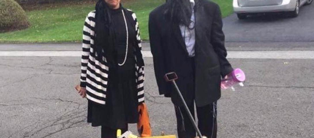 Is This Hasidic Halloween Costume Anti-Semitic? – The Forward