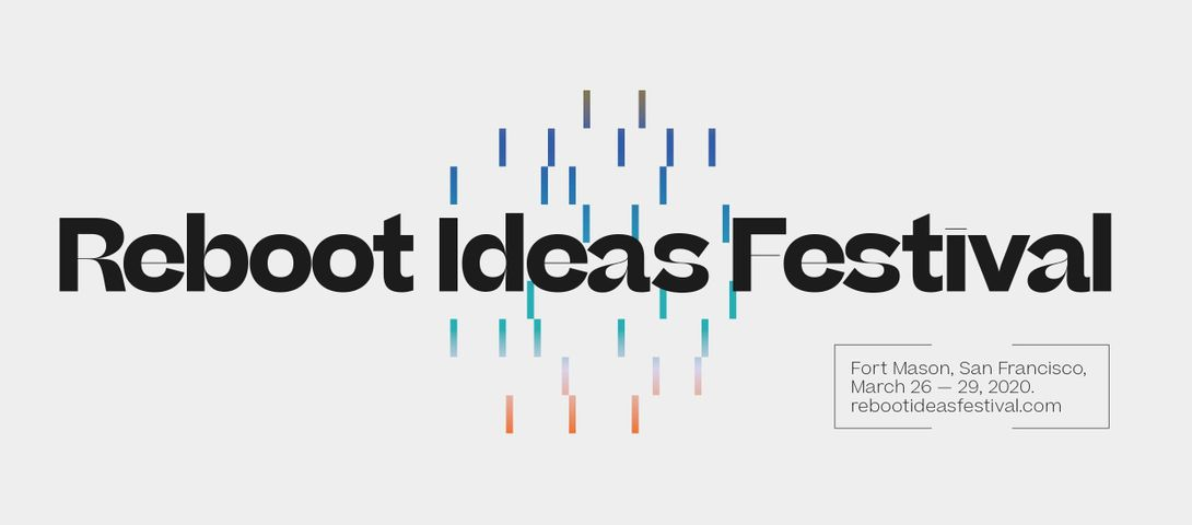 March 26-29: San Francisco: Jodi at Reboot Ideas Festival
