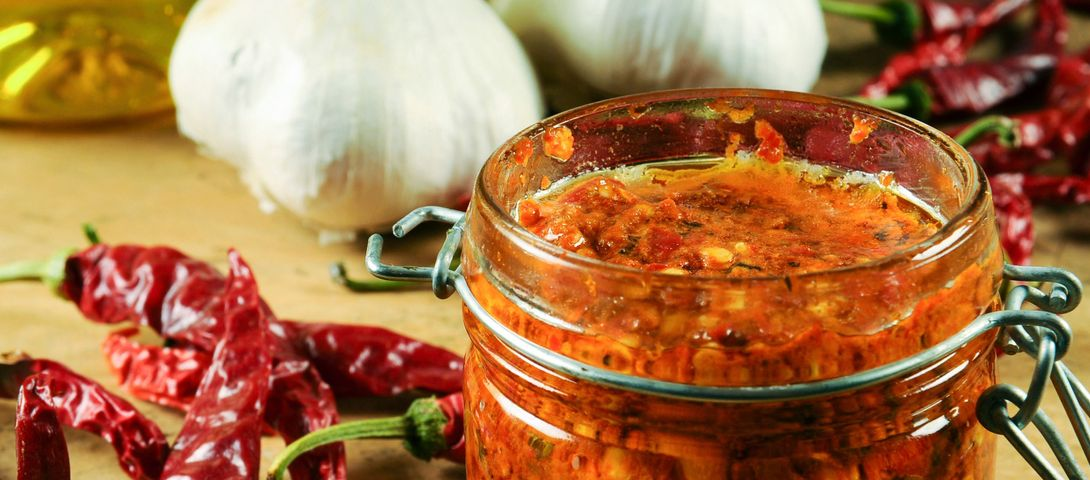 The Only Harissa Recipe You'll Ever Need