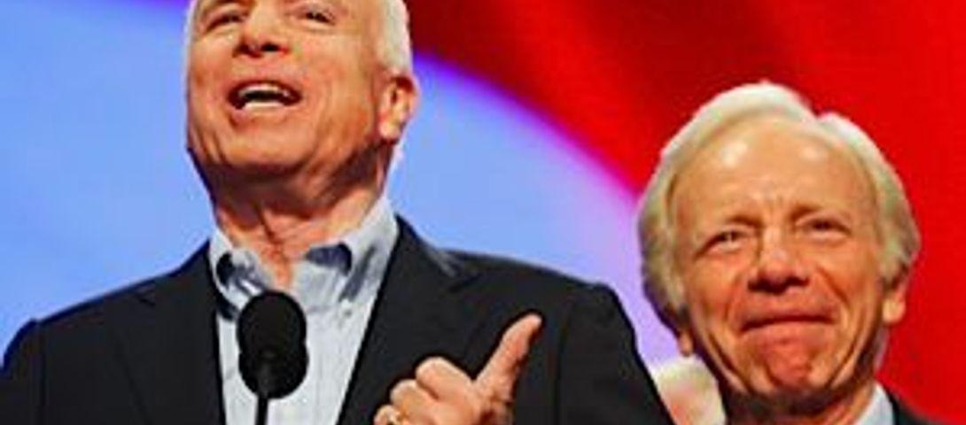 McCain Regrets Not Choosing Lieberman As 2008 VP – The Forward