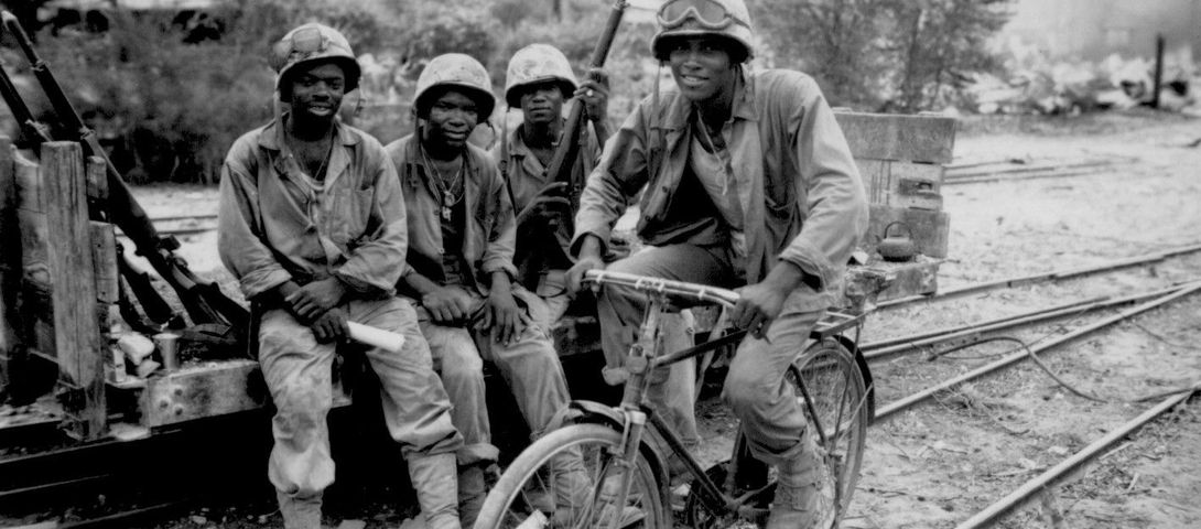 Community | The First Black Panthers Liberated Concentration Camps