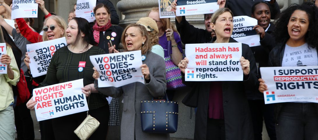 Around the U.S., Standing Up for Reproductive Choice on the National Day of Action (Sponsored)