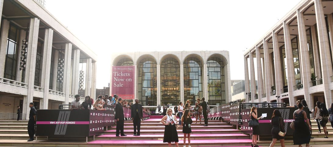 Daily distraction: Take your kids — and yourself — to Lincoln Center