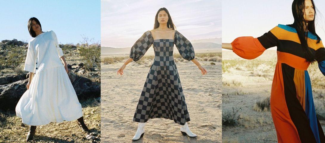 Desert Chic And Sustainability At Mara Hoffman