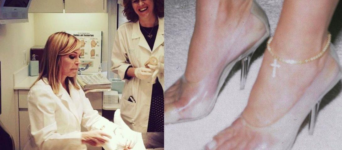 1eac30a6fb3 Kim Kardashian s Plastic Yeezy Shoes Are Dangerous – The Forward