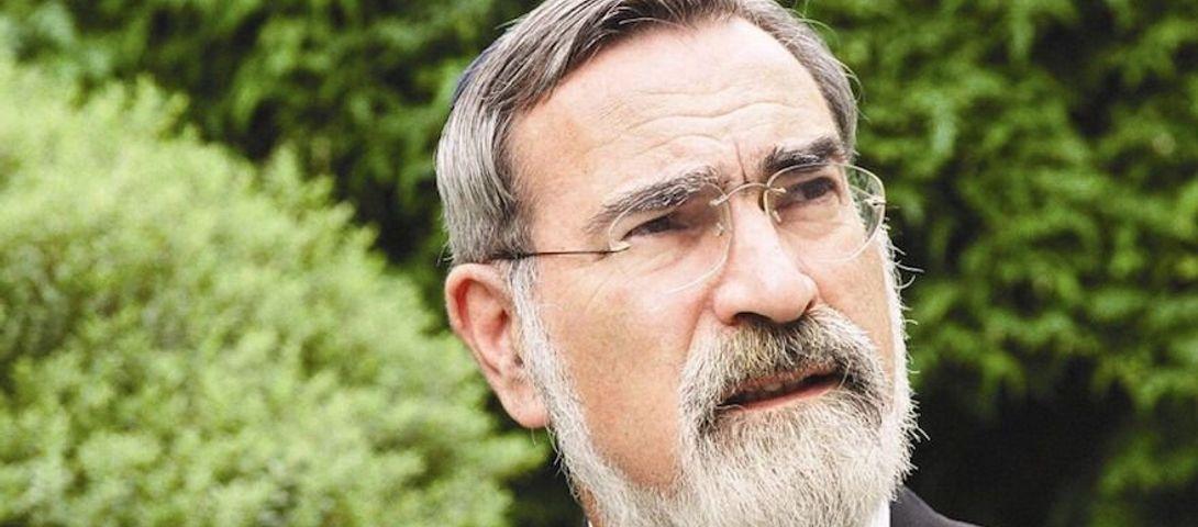 Rabbi Jonathan Sacks on cancel culture, restoring morality