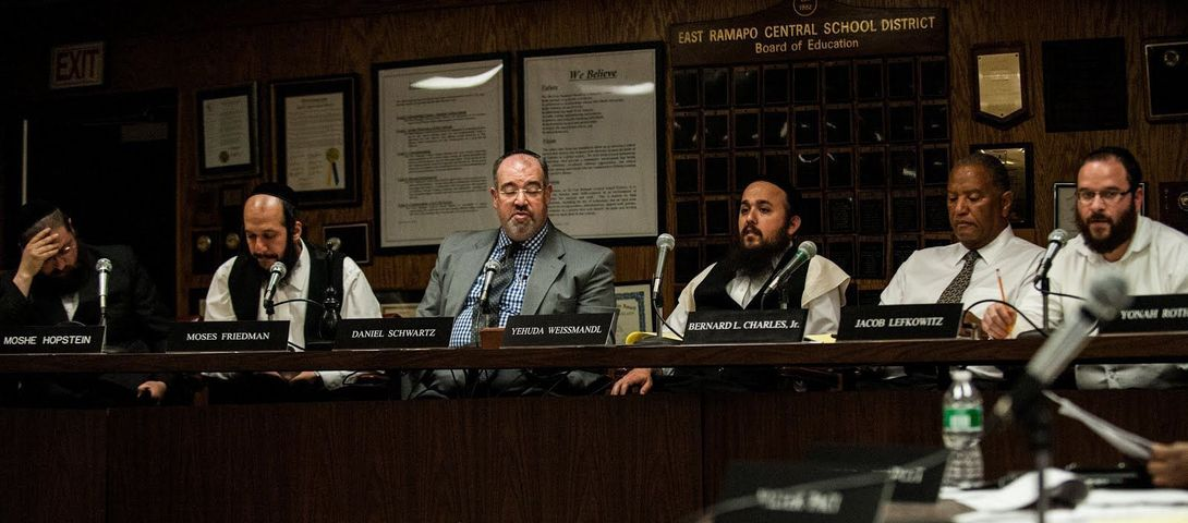 East Ramapo is racially segregated. Its school board campaigns are, too.
