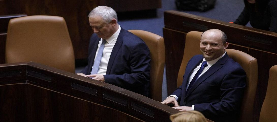 100 days and counting. How much longer will Israel's new government last?