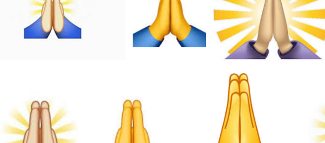 Your 'Blessed' Emoji? Rabbi Brands It Idol Worship  – The