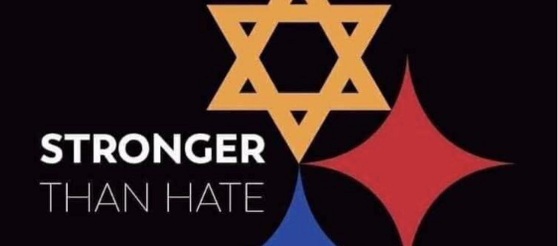Pittsburgh Steelers Logo Gets Jewish Star After Rampage
