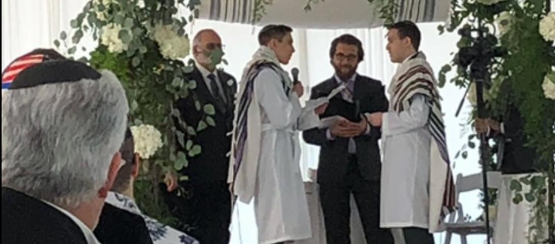 rabbi first gay wedding/ rabbi/ Rabbi Performed First Gay Wedding. Broke New Grounds