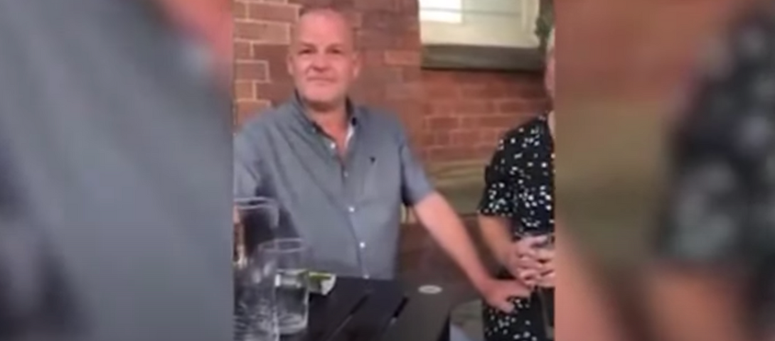 English pub patron to Jewish student: 'We should have f***ing gassed the lot of you'