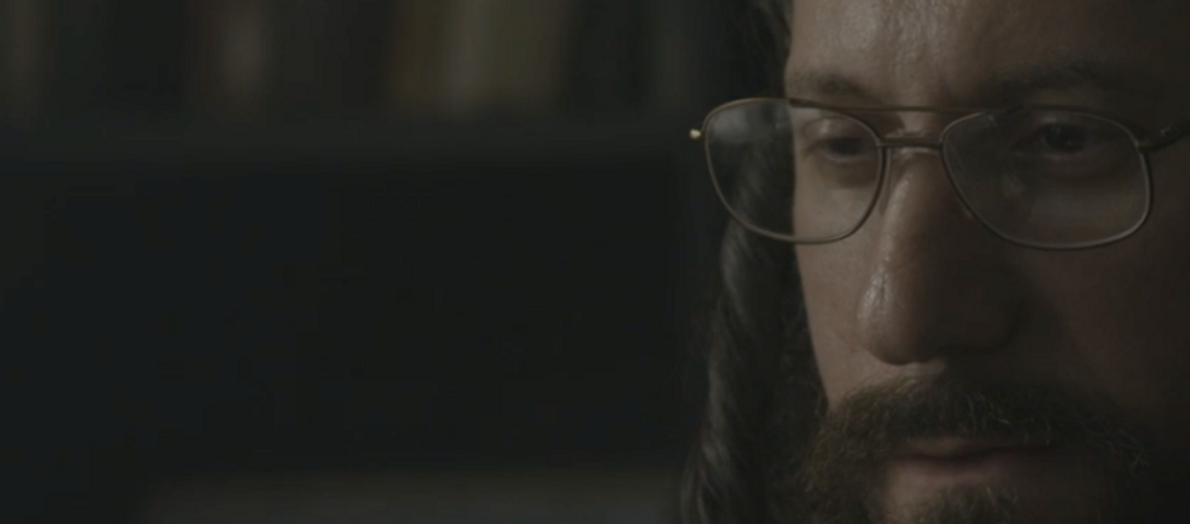 In a delightful short film, a Hasidic bookbinder leads a secret online existence