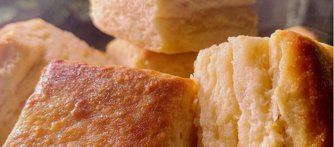 How to make perfect Southern buttermilk biscuits