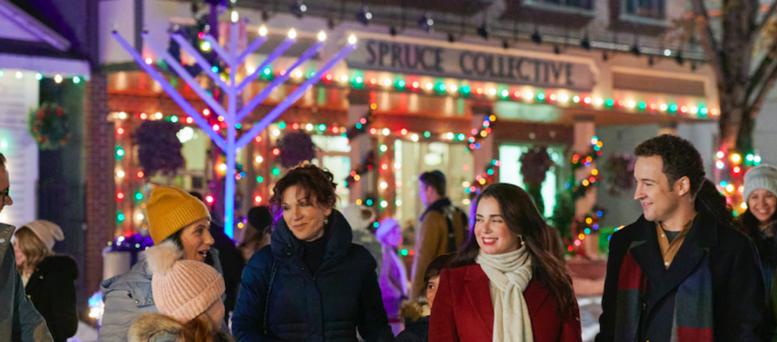 Hallmark is not making High Holiday rom-coms, and that's fine by us