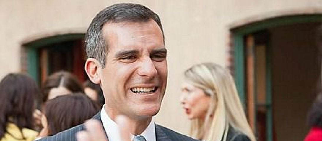 Mayor Eric Garcetti on the George Floyd protests: 'This is a Jewish struggle'