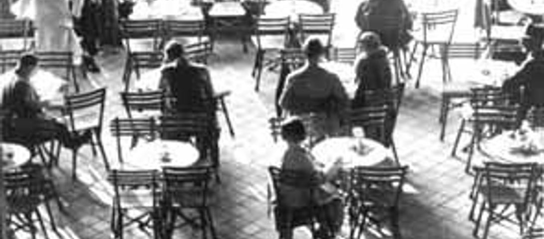 Café Culture in Weimar Berlin – The Forward